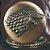 WOLF Relógio De Bolso Incrível Colar Cadeia Pingente Bronze - Imagem 2