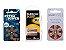 Combo de Baterias auditivas - Tamanho 312 / PR41 - Imagem 1