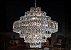 Lustre Pendente Verona 18 Lâmpadas (E14) 70x68 cm - Altaluce - Imagem 1