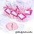 Lembrancinhas Maternidade - Sachê pezinho perfumado plus - Imagem 6