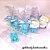 Lembrancinhas Maternidade - Sachê ursinho perfumado plus - Imagem 2
