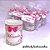 Lembrancinha Batizado - Mini Vela Perfumada Plus - Imagem 2