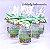 Lembrancinha Maternidade - Mini álcool gel 40 ml rep. basic com tag - Imagem 3