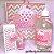 Kit Maternidade 3 - Mini álcool gel 30 ml classic na sacolinha scrap + Álcool gel 500 ml + Placa Maternidade - Imagem 2