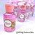 Lembrancinha Chá de Bebê - Mini álcool gel 30 ml basic com tag - Imagem 3