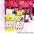 Lembrancinhas Chá de Bebê - Sacolinha Personalizada com Alcool Gel e Aromatizador - Imagem 2