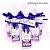 Lembrancinha Maternidade - Mini álcool gel 40 ml classic - Imagem 2