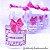 Lembrancinha Maternidade - Mini álcool gel 40 ml rep. plus - Imagem 3