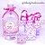 Kit Maternidade 4 - Mini álcool gel 40 ml na sacolinha personalizada + Álcool gel 500 ml - Imagem 1