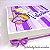 Kit Maternidade 8 - Mini álcool gel 30 ml basic com tag + Caixa Personalizada - Imagem 2