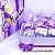 Kit Maternidade 8 - Mini álcool gel 30 ml basic com tag + Caixa Personalizada - Imagem 3