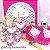 Kit Maternidade 6 - Mini aromatizador 30 ml classic + Kit Alcool e Aroma Luxo + Placa Maternidade - Imagem 1
