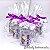 Lembrancinhas Maternidade - Mini álcool gel 30 ml basic com tag - Imagem 1