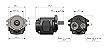 Bomba Hidráulica - NR0002321920 - CLX25 - Imagem 2