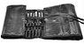 Kit 32 Pinceis profissionais com estojo display de couro - Imagem 5