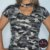 T-shirt Choker Militar - Imagem 2