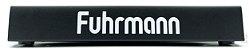 Pedal Board 30x14 com Bag para 4 pedais FUHRMANN PB2 - Imagem 3