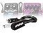 Cabo p/ pedal EBS Deluxe Pedal Flat Patch 10cm - PCF-DL10DLX - Imagem 6