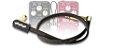 Cabo p/ pedal EBS PG18 Premium Gold -18cm Flat Patch - PG-18 - Imagem 3