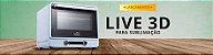 Prensa 3D liveSub Forno para Sublimação 110V - Imagem 5
