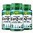 Kit 3 Coenzima CoQ-10 - 50 mg Unilife 60 Capsulas Veganas - Imagem 1