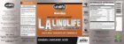 Kit 3 Óleo de prímula Linolife LA Unilife 200 cápsulas - Imagem 3