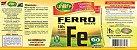 Kit 3 Ferro Quelato FE 14mg Unilife 60 cápsulas - Imagem 3
