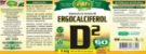Kit 3 Vitamina D2 Unilife 60 cápsulas - Imagem 3