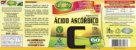 Kit 3 Vitamina C Ácido ascórbico Unilife 60 cápsulas - Imagem 3