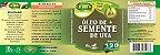 Kit 3 Óleo de semente de uva 1200mg Unilife 120 cápsulas - Imagem 3