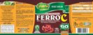 Kit 3 Ferro com Vitamina C Unilife 60 cápsulas - Imagem 3