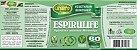 Kit 3 Spirulina 500mg Espirulife Unilife 60 cápsulas - Imagem 3