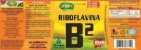 Kit 3 Vitamina B2 Riboflavina Unilife 60 cápsulas - Imagem 3