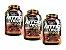 Kit 3 Nitro Tech Whey Gold Vanilla Funnel Cake Muscletech 2.50kg - Imagem 1