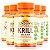 Kit 5 Óleo de Krill 1000mg Sundown Naturals 60 cápsulas - Imagem 1