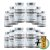 Kit 12 Wheydop ISO Whey Protein Monodose Elemento Puro 26g + Brinde - Imagem 1