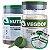 Kit Vegdop Proteina de Ervilha 900g + Nutdop Pasta de Amendoim Vegana Elemento Puro 500g + Brinde - Imagem 1