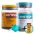 Kit Wheydop 3W Whey Protein 900g + Nutdop Pasta de Amendoim Elemento Puro Doce de Leite Argentino 500g + Bônus - Imagem 2