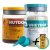 Kit Wheydop 3W Whey Protein 900g + Nutdop Pasta de Amendoim Elemento Puro Doce de Leite Argentino 500g + Bônus - Imagem 1