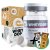 Kit Wheydop ISO Whey Protein 900g + Barra Proteica Wheydop Elemento Puro Baunilha Caramelizada 480g + Bônus - Imagem 1
