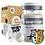 Kit Wheydop ISO Whey Protein 900g + Barra Proteica Wheydop Elemento Puro Baunilha Caramelizada 480g + Bônus - Imagem 2