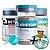 Kit Wheydop 3W Whey Protein + Aminodop Bcaa Maçã Verde + Betadop Pré Treino Elemento Puro Tangerina + Bônus  - Imagem 2