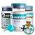 Kit Wheydop 3W Whey Protein + Aminodop Bcaa Tangerina + Betadop Pré Treino Elemento Puro Limão com Matcha + Bônus  - Imagem 3