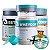 Kit Wheydop 3W Whey Protein + Aminodop Bcaa Tangerina + Betadop Pré Treino Elemento Puro Limão com Matcha + Bônus  - Imagem 1