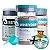 Kit Wheydop 3W Whey Protein + Aminodop Bcaa Tangerina + Betadop Pré Treino Elemento Puro Limão com Matcha + Bônus  - Imagem 2