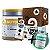 Kit Nutdop Pasta de Amendoim 500g + Barra Proteica Wheydop Elemento Puro Chocolate Maltado 480g + Bônus - Imagem 2