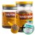 Kit Wheydop X Whey Protein Doce de Leite Argentino 900g + Nutdop X Pasta de Amendoim Elemento Puro 500g  + Bônus - Imagem 1
