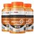Kit 3 Vitamina C + Zinco Clinicmais 850mg 60 Cápsulas Vegana - Imagem 1