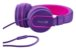 Fone Pulse Over Ear Wired Stereo Áudio Roxo e Rosa - PH161 - Imagem 1