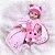 Bebê Reborn Minnie - Imagem 2